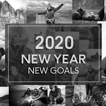 New Year | New Goals - Supported by Tiso